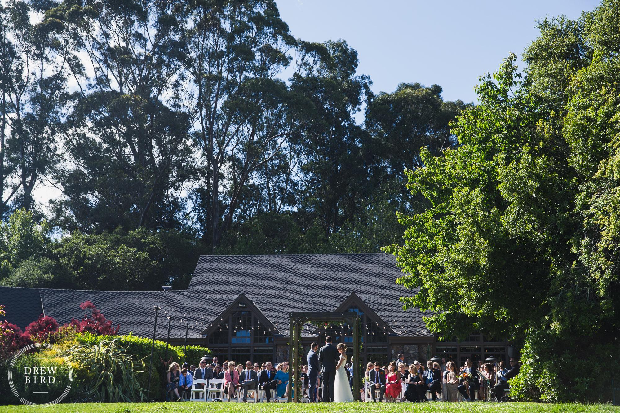 Rustic wedding venue in Berkeley. Brazilian room wedding photographer. Tilden Park outdoor wedding photos.